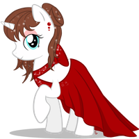 Red Bow = Red Carpet by equinepalette
