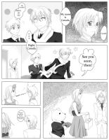 A Little Too Not Over You PG18 by chocolate-lanturn
