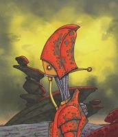 Buckethead by MetalSnail