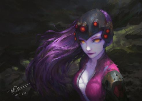 Widowmaker by letrongdao