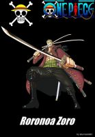 Roronoa Zoro (Log) by sturmsoldat1