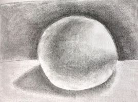 Ball Sketch by Creative-4ever