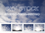 Sky Stock by terra-sekora