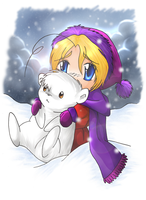APH: Canadian Winter by ValentineUmbreon