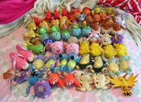 My Pokemon Applause Collection 2 by Fishlover