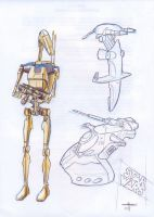 Star Wars Weapons and Ships 3 by WillyRead