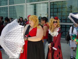 AX2014 - Marvel/DC Gathering: 005 by ARp-Photography
