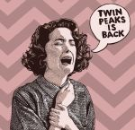 Twin Peaks is Back by andresarte