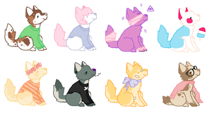 Adoptables I Guess by Magnet-Crayon