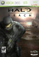 Halo Reach Fanmade cover by ApertumCodex
