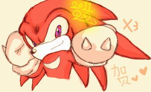 happyBday knuckles by ahaaha123