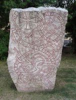 Runestone 7 by dierat-stock