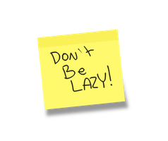 post-eet-1-Don't  Be Lazy!! by Brashgirl901