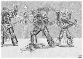 Noise Marines by OEVRLORD