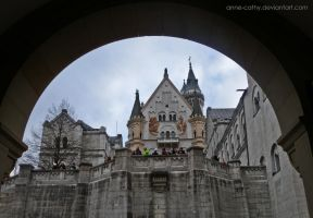 Neuschwanstein 2 by Anne-Cathy