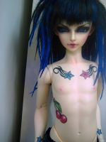 BJD: Anything but bare II by Kazezakura