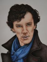 Sherlock by jointshadow