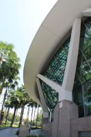 Singapore Opera Building by SweeneyT-DemonBarber