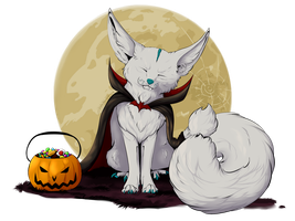 Happy Halloween Gry .:G:. by Nychata