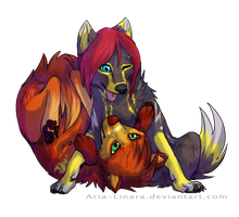 F-r And Ird by LowerSun