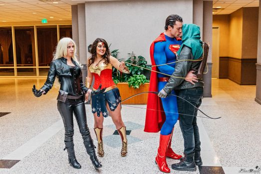 Superman found his REAL Kryptonite! by Crazy-J19