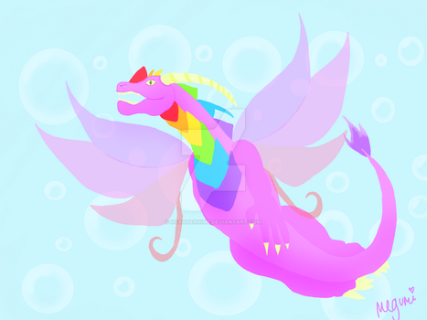 Fabulous Dragons by HeatherHime