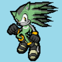 Spine the Porcupine by silver1080