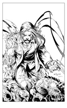 The Darkness Inks by devgear
