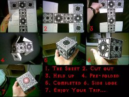 Puzzle Box Fold-In Part 1 by Carthoris