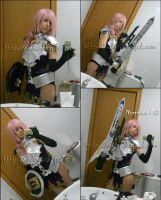 Lightning XIII-2 Cosplay PV by Xeylen