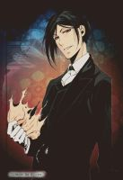 Sebastian Michaelis by Alex-Claude-Sebby