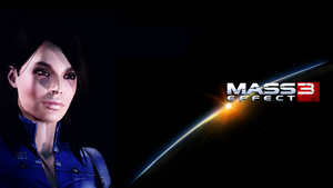 Ashley Williams Wallpaper by Strayker
