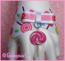 Lollipop Addict bracelet by Gloomyswirl
