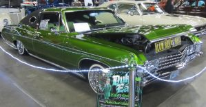 67 Chevy Impala SS by zypherion