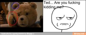 wow TED by IshSavannah