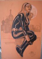 BlackWidow Supanova 2013 by TerryDodson