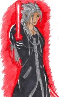 Xemnas by Leon-87