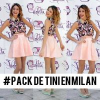 #Photopack Martina Stoessel O1 by TiniResources