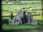 View from Cashel Castle by Luna-Caillean
