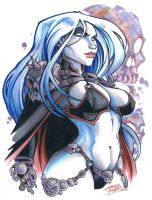 marker: Lady Death by KidNotorious