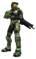 Halo 2 Master Chief by ToraiinXamikaze