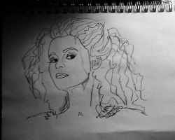 Mrs Lovett by paleAMBITION