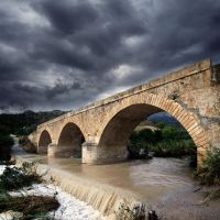 water under the bridge by VaggelisFragiadakis