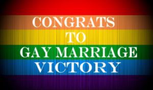Same Sex Marriage Victory by ColumbianSFR