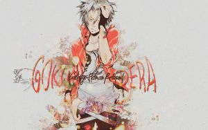 Gokudera Wallpaper by Iresaa