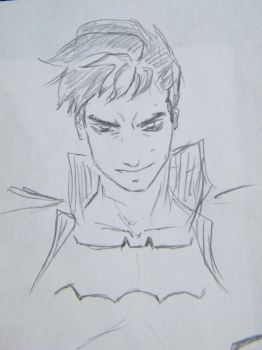 Jason Todd (Red Hood) by Imp-Ivy