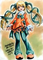 Carrot Mayumi by WolfHyde