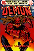 TLIID Cover homage - Hellboy on The Demon #1 -go 2 by Nick-Perks