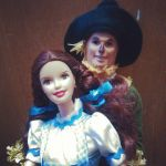 Dorothy and Scarecrow Cutest Couple by TheWizardofOzzy