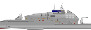 Kenning-class Patrol Boat by Afterskies